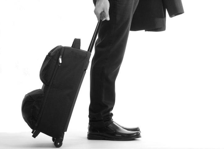 Misophonia Trigger - Luggage Wheels