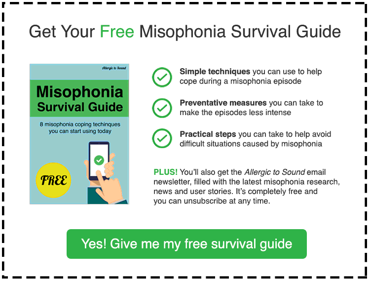 Do You Have Misophonia? Take the Test - Allergic to Sound